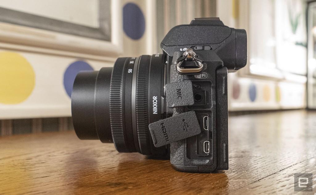 Z50: máy ảnh APS-C không gương lật đầu tiên của Nikon, giá dưới 1.000 USD ảnh 6