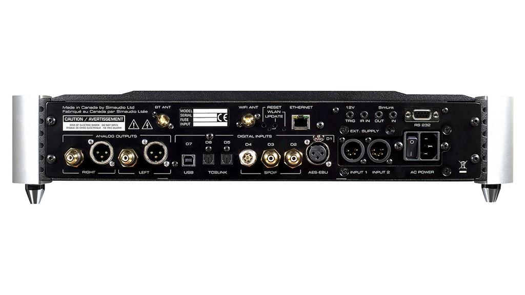 Moon 680D – Steaming DAC nhì bảng mới của Simaudio, ấn tượng ở mức giá dưới 10.000USD ảnh 3