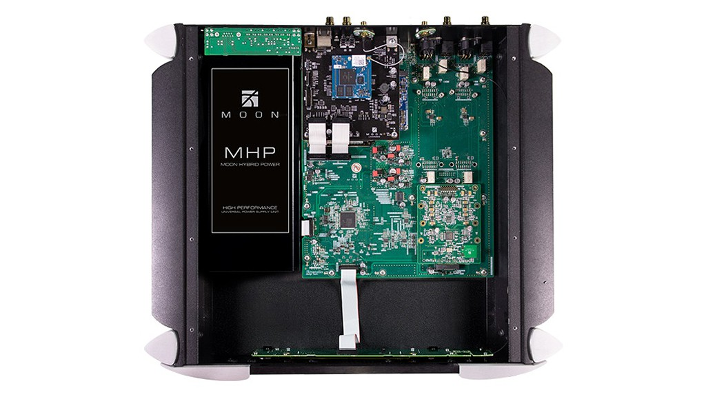 Moon 680D – Steaming DAC nhì bảng mới của Simaudio, ấn tượng ở mức giá dưới 10.000USD ảnh 4