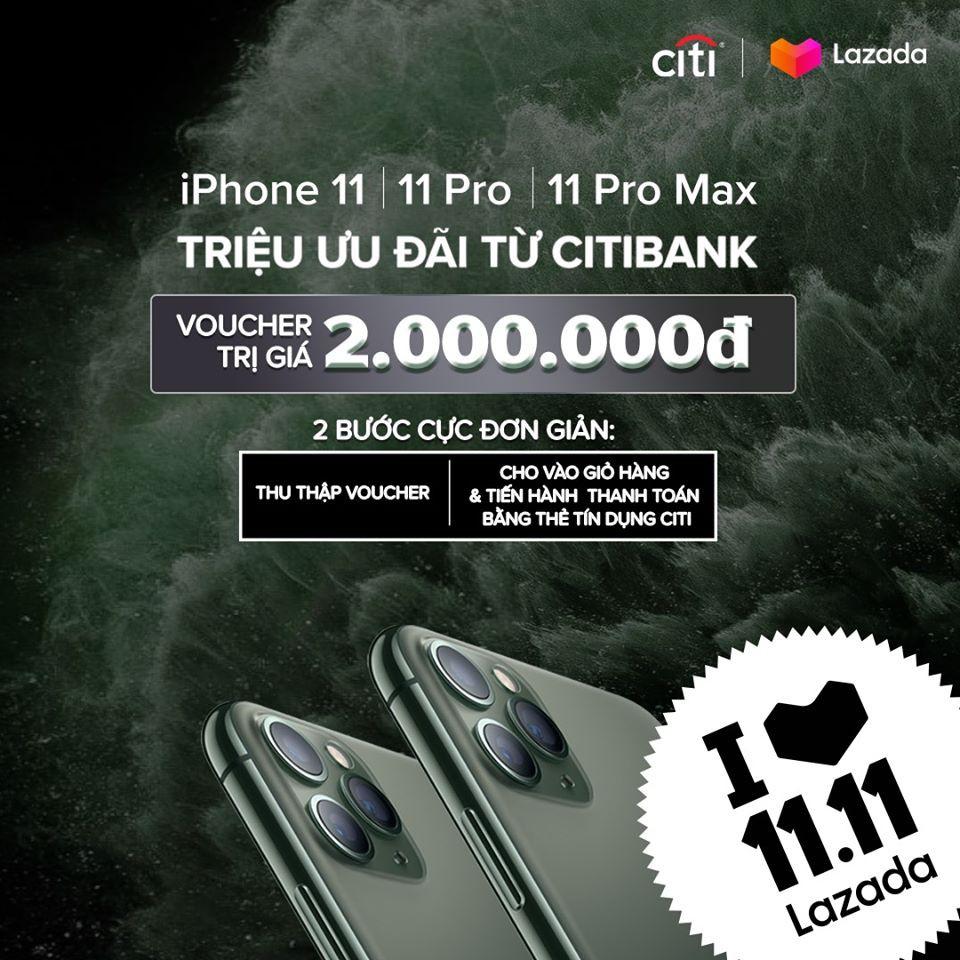 Ngày độc thân 11/11: Mua iPhone 11 chính hãng giảm từ 5-6 triệu đồng ảnh 2