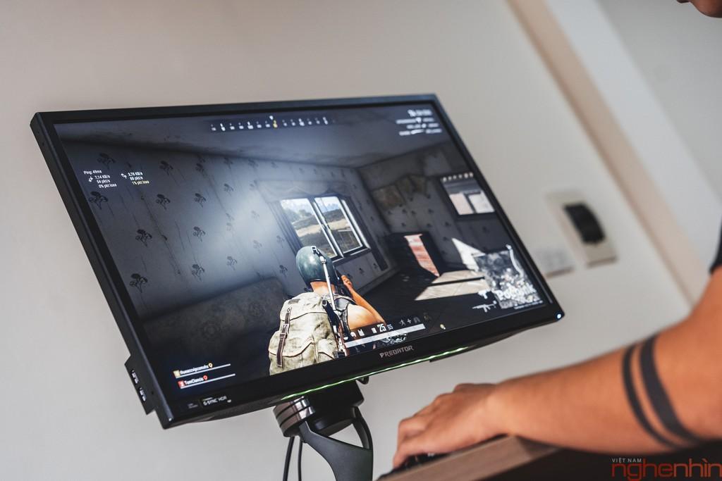 Đánh giá nhanh Acer Predator X27: màn hình chơi game 4K UHD, 144Hz, G-Sync và HDR ảnh 2