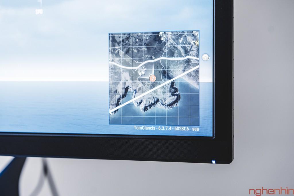 Đánh giá nhanh Acer Predator X27: màn hình chơi game 4K UHD, 144Hz, G-Sync và HDR ảnh 11