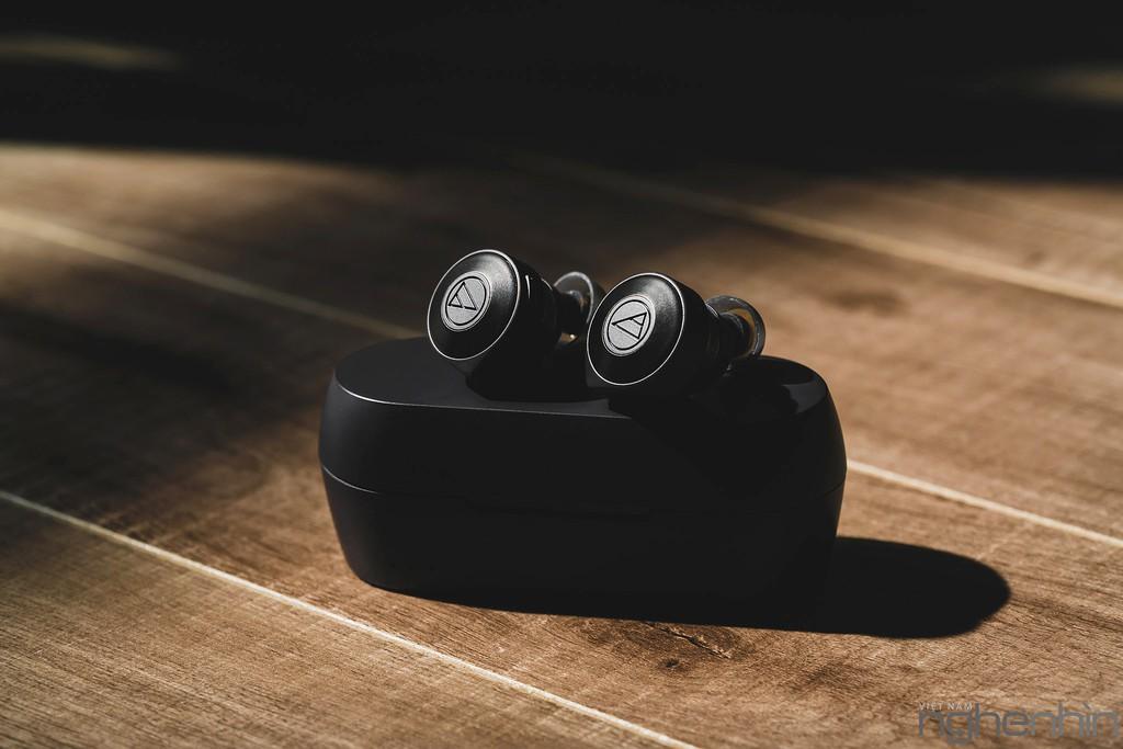 Trải nghiệm cặp tai nghe true wireless mới của Audio-Technica - Năng lượng siêu lực! ảnh 2