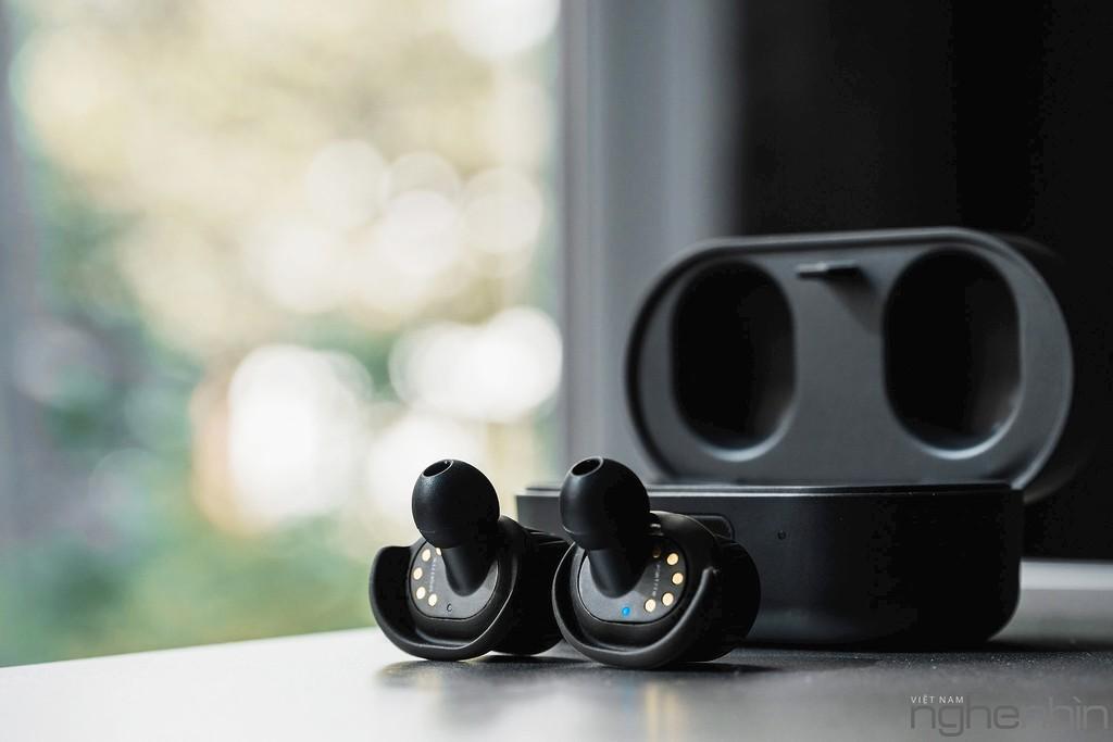 Trải nghiệm cặp tai nghe true wireless mới của Audio-Technica - Năng lượng siêu lực! ảnh 8