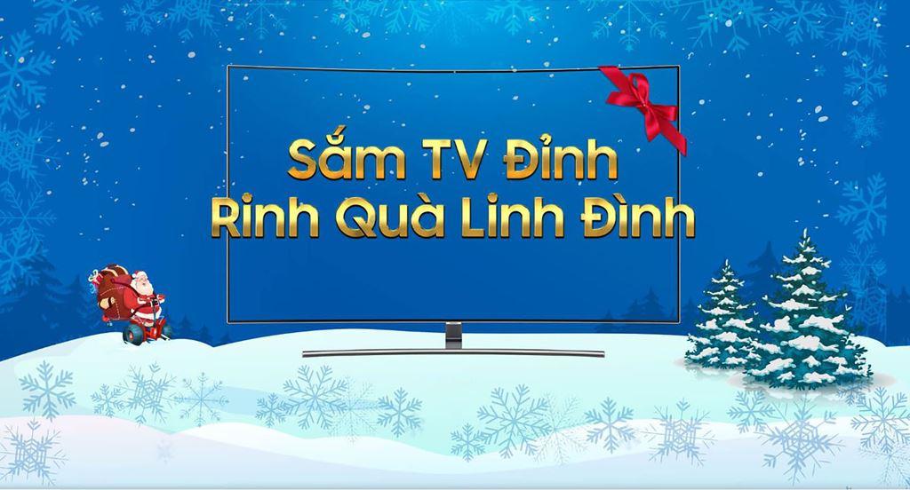 """Chương trình ưu đãi đặc biệt """"Thấy Tết lớn, mừng Tết lớn"""" khi mua các sản phẩm SmartTV của Samsung ảnh 2"""