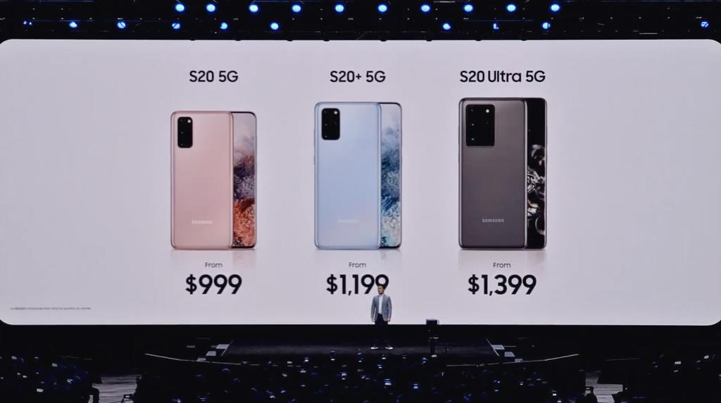 Samsung ra mắt Galaxy S20 series: nhiều công nghệ tiên phong, giá từ 999 USD  ảnh 7