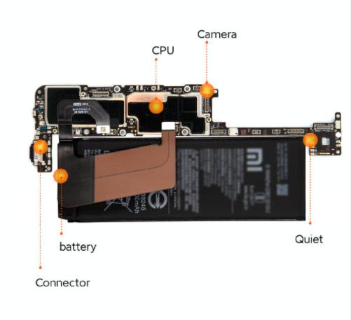 Xiaomi Mi 10 tự tin về hệ thống làm mát bằng chất lỏng, giảm 1-5°C ảnh 3