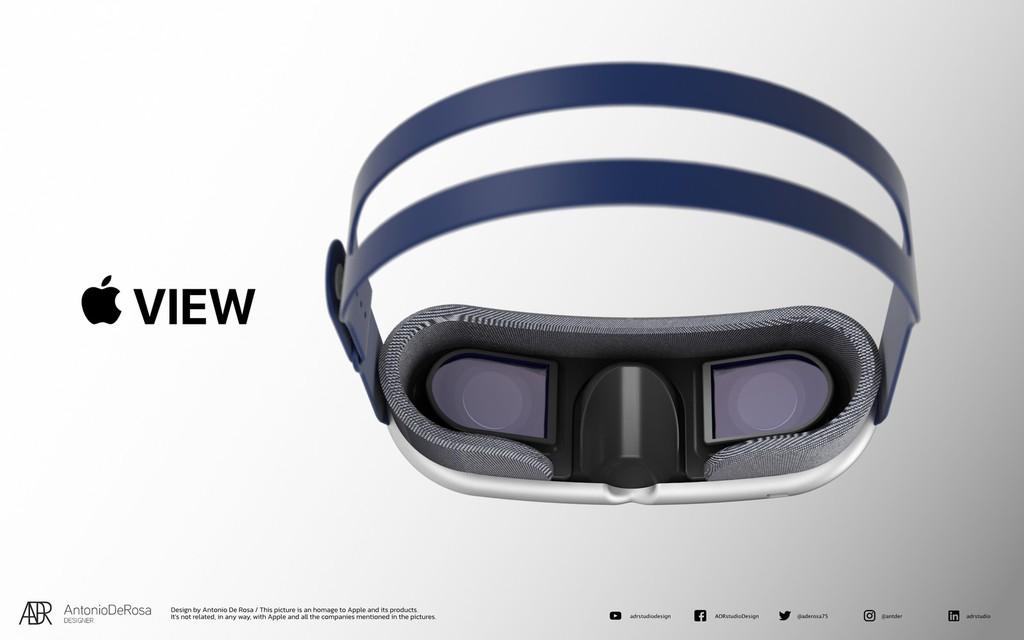 Kính thực tế ảo AR/VR sắp tới của Apple trông như thế nào? ảnh 3