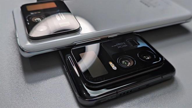 Xiaomi Mi 11 Ultra được trang bị hẳn màn hình nhỏ cạnh camera sau ảnh 7