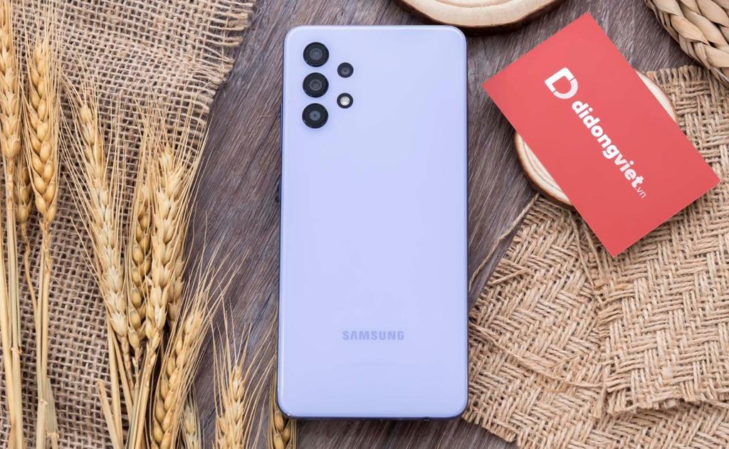 3 ngày săn Samsung Galaxy A32 giá chỉ từ 5,9 triệu ảnh 1