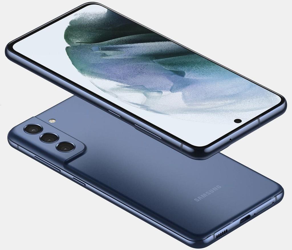 Thiết kế của Samsung Galaxy S21 Fan Edition được tiết lộ ảnh 1