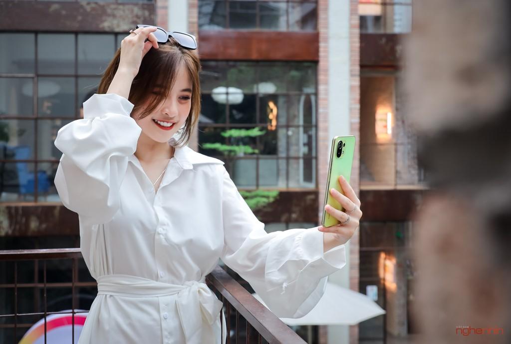 Những điểm nhấn trên Xiaomi Mi 11 Lite 5G: người dùng khó bỏ qua ảnh 1