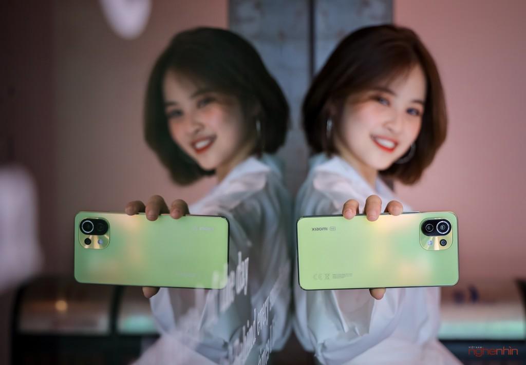 Những điểm nhấn trên Xiaomi Mi 11 Lite 5G: người dùng khó bỏ qua ảnh 3