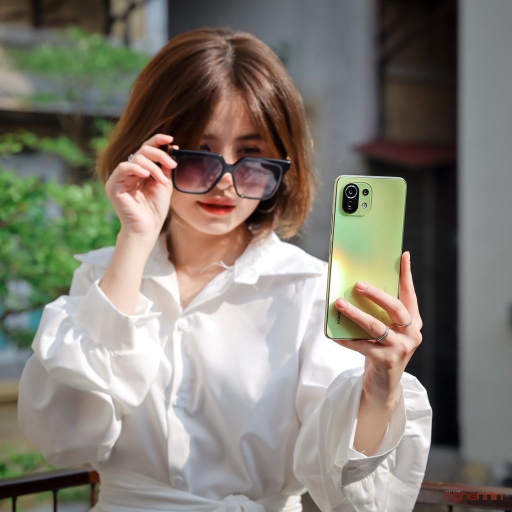 Những điểm nhấn trên Xiaomi Mi 11 Lite 5G: người dùng khó bỏ qua ảnh 6