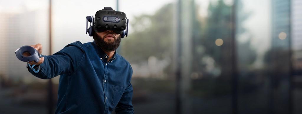 HTC ra mắt kính thực tế ảo Vive Pro 2: màn hình 5K và 120Hz ảnh 1