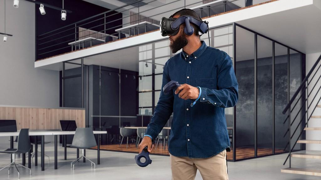 HTC ra mắt kính thực tế ảo Vive Pro 2: màn hình 5K và 120Hz ảnh 2