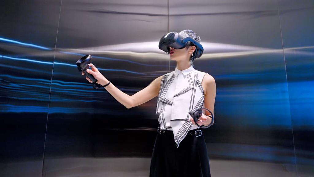 HTC ra mắt kính thực tế ảo Vive Pro 2: màn hình 5K và 120Hz ảnh 3
