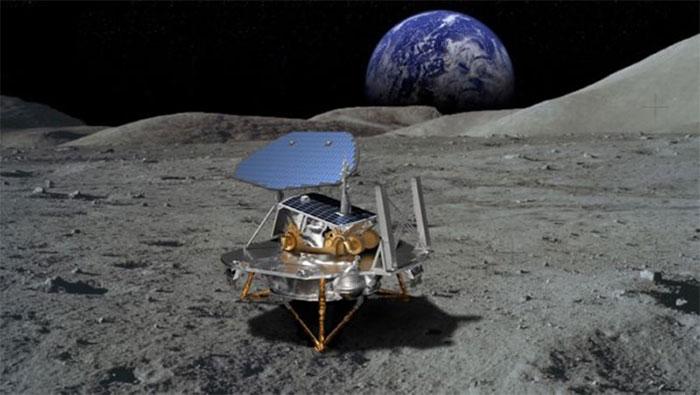 Trên Mặt trăng, bạn có được môi trường chân không miễn phí.