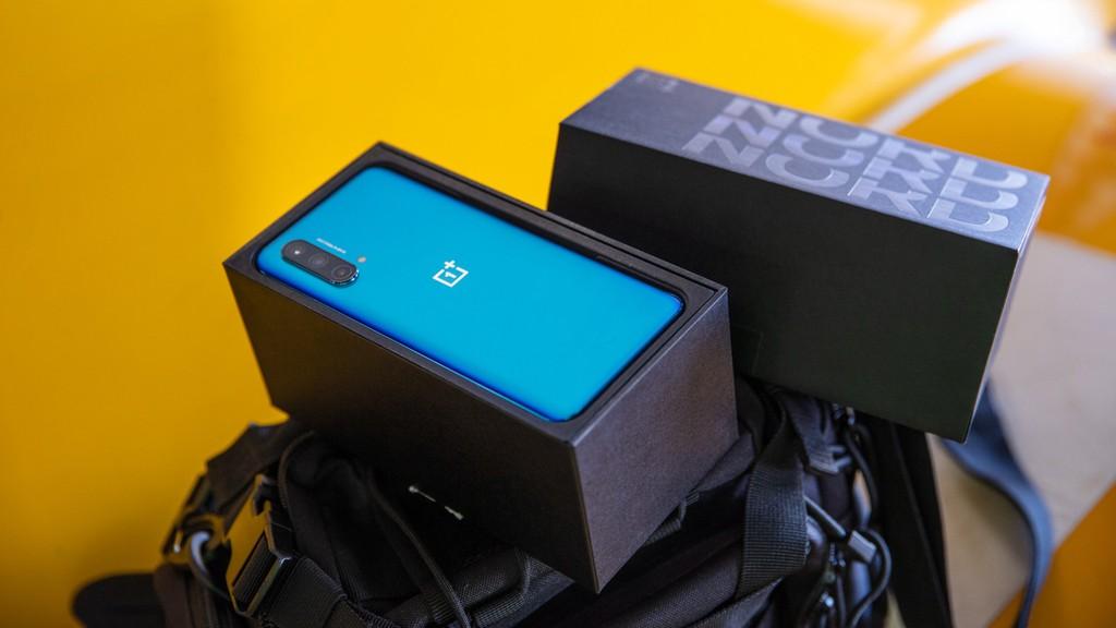 OnePlus Nord CE 5G ra mắt: Snapdragon 750G, màn hình AMOLED 90Hz, giá từ 315 USD ảnh 3