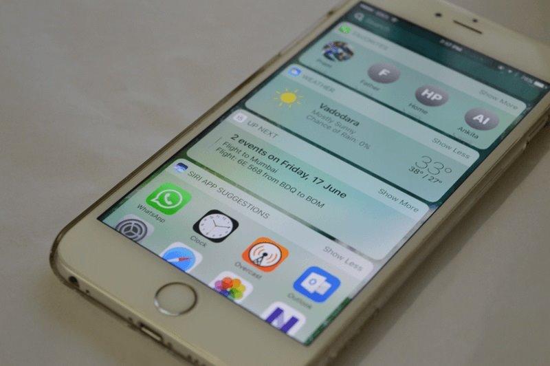 Mọi iPhone có thể bị hack qua danh bạ