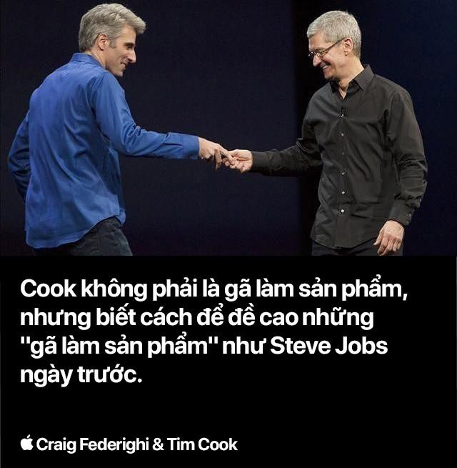 Steve Jobs thực sự đã truyền ngôi cho kẻ thuộc nhóm người mình khinh ghét nhất - Ảnh 8.