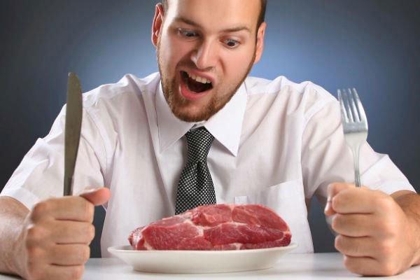 Con người tiến hóa để không ăn thịt đồng loại.