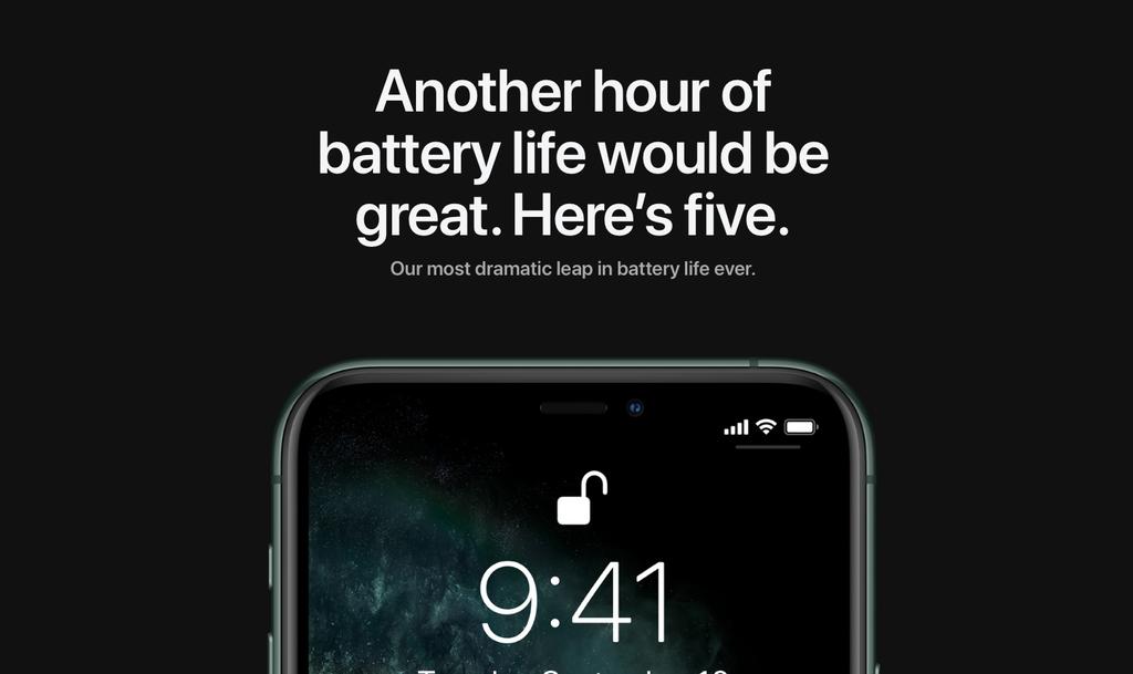 iPhone mới đã hy sinh độ mỏng để đổi lấy thời lượng pin tốt hơn ảnh 2