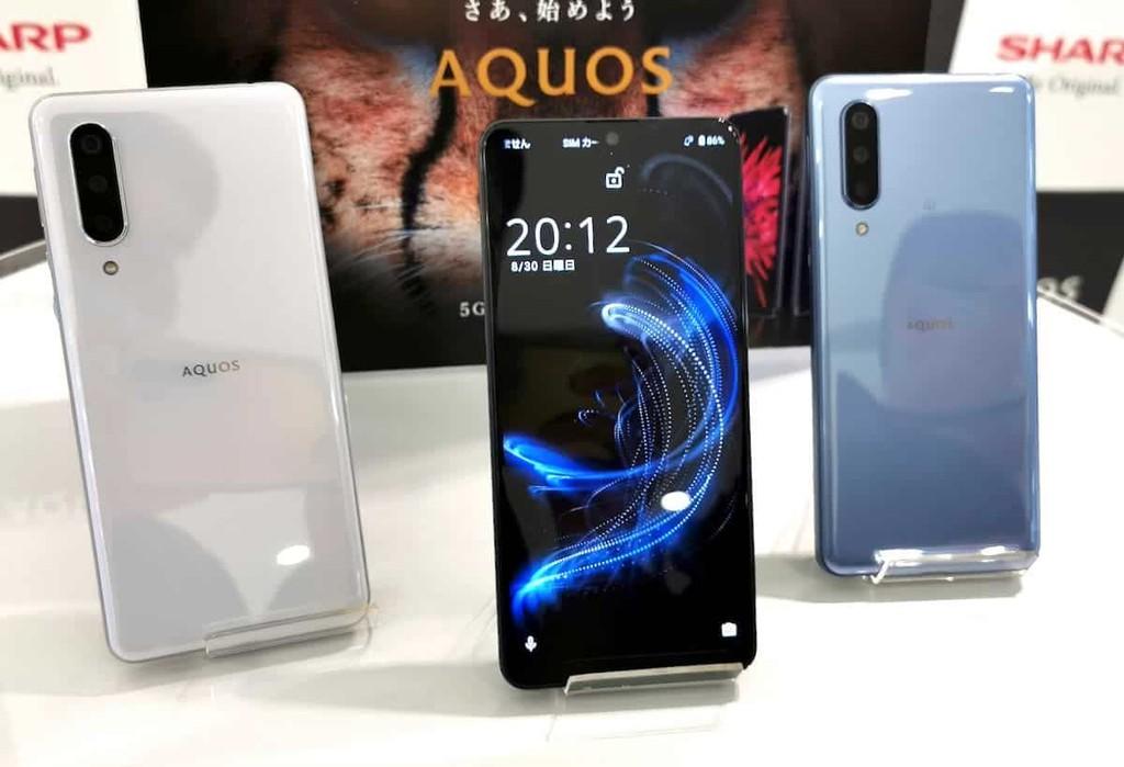 Sharp ra mắt 4 smartphone mới, nhiều lựa chọn về cấu hình và thiết kế ảnh 1