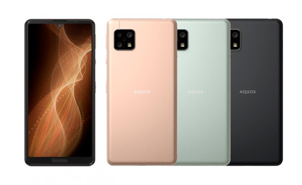 Sharp ra mắt 4 smartphone mới, nhiều lựa chọn về cấu hình và thiết kế ảnh 4