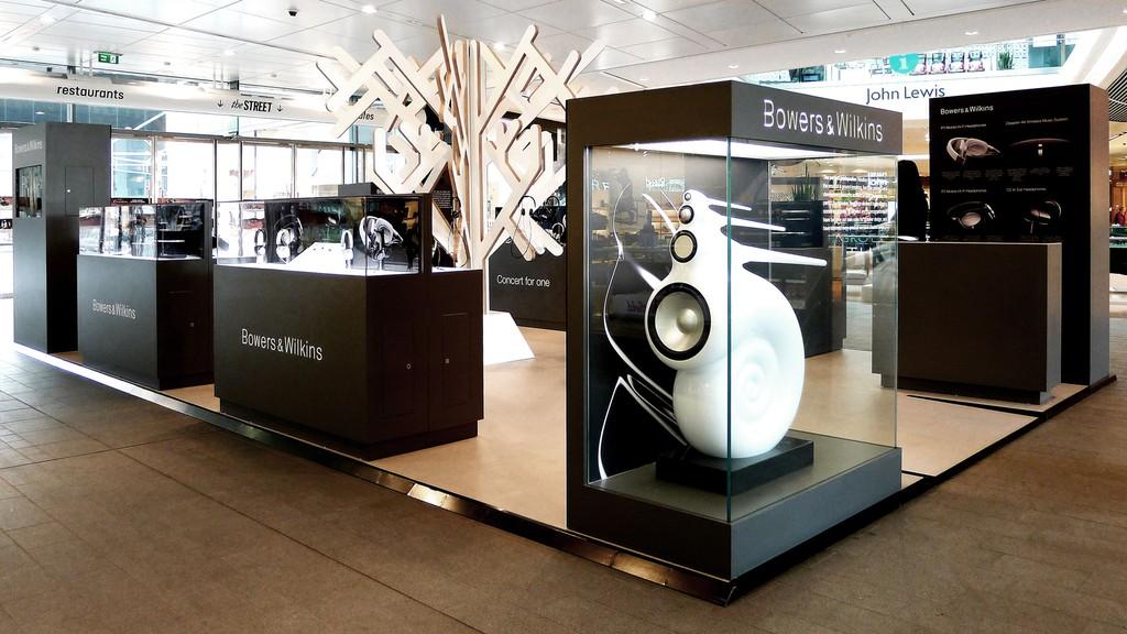 Sound United mua xong hãng loa Bowers & Wilkins, thiết lập đế chế hi-end toàn thương hiệu khủng ảnh 1