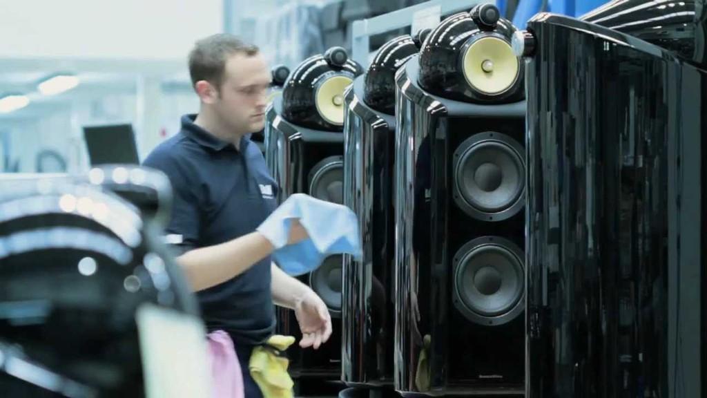 Sound United mua xong hãng loa Bowers & Wilkins, thiết lập đế chế hi-end toàn thương hiệu khủng ảnh 2
