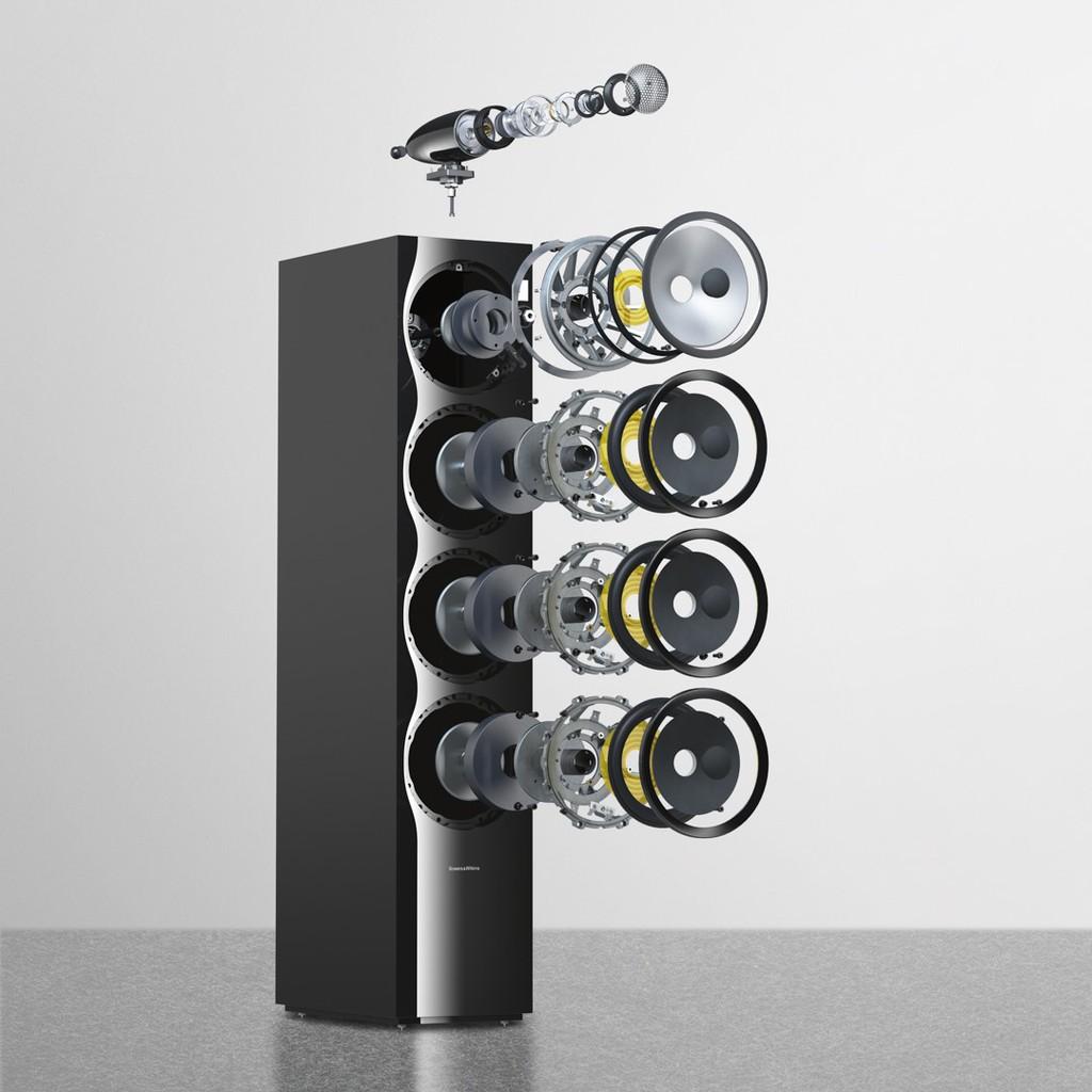 Sound United mua xong hãng loa Bowers & Wilkins, thiết lập đế chế hi-end toàn thương hiệu khủng ảnh 3