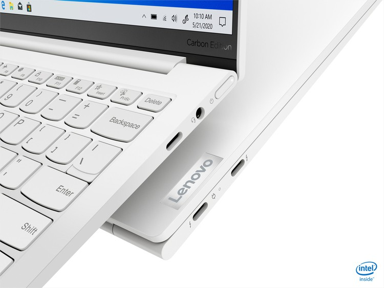 Laptop Yoga Slim 7i Carbon 13.3 inch: siêu mỏng nhẹ, pin trâu, chuẩn quân đội Mỹ ảnh 4