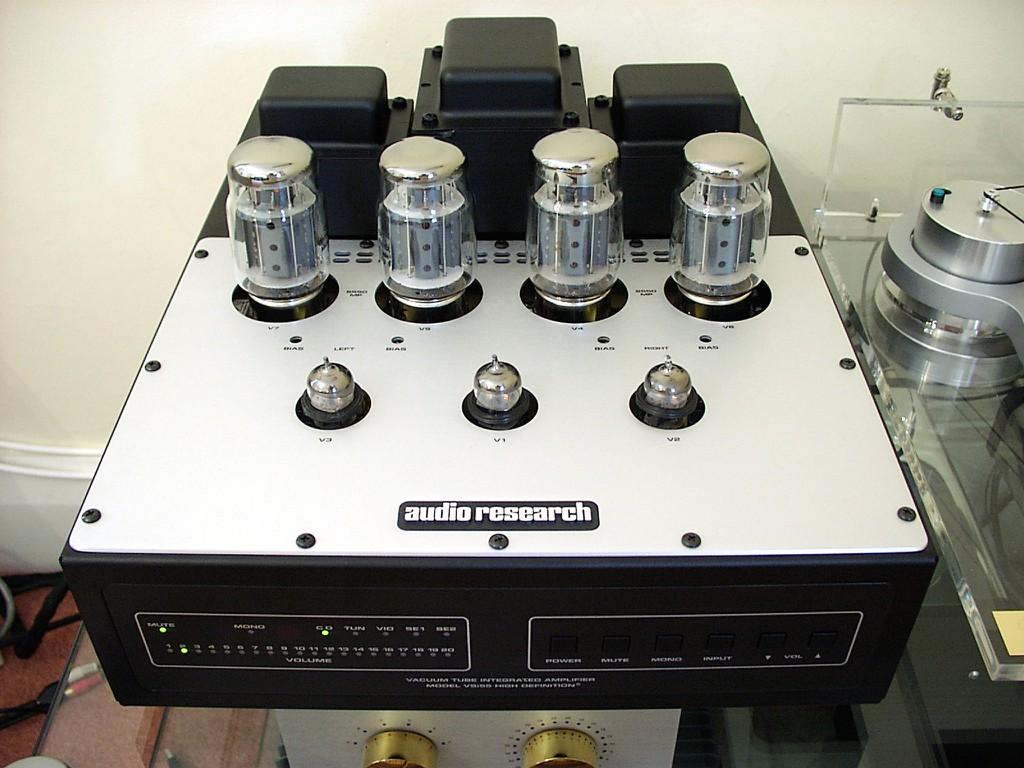 """Audio Research VSi55 - Vẫn quá chất dù đã """"hưu"""" hơn một thập kỷ   ảnh 5"""