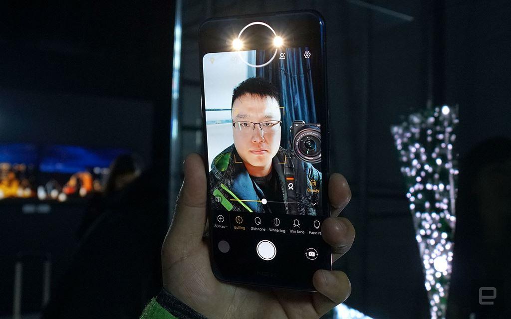 Vivo NEX 2 ra mắt: 2 màn hình, mở khóa khuôn mặt tốt hơn Apple, 10GB RAM, giá 722 USD ảnh 2