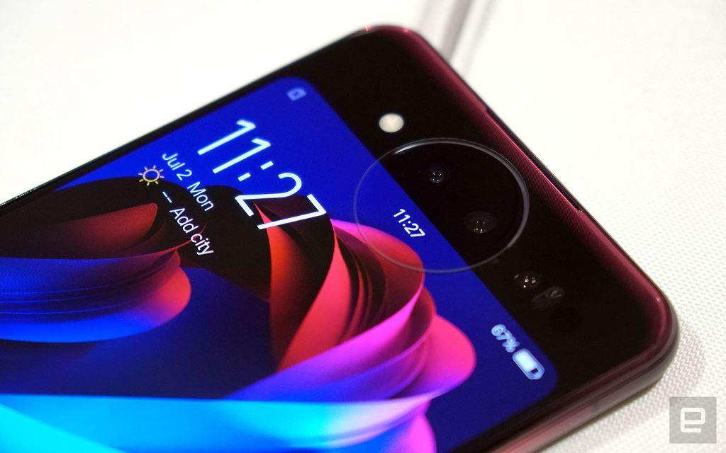 Vivo NEX 2 ra mắt: 2 màn hình, mở khóa khuôn mặt tốt hơn Apple, 10GB RAM, giá 722 USD ảnh 3