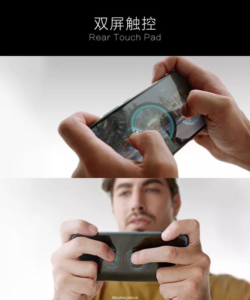 Vivo NEX 2 ra mắt: 2 màn hình, mở khóa khuôn mặt tốt hơn Apple, 10GB RAM, giá 722 USD ảnh 5