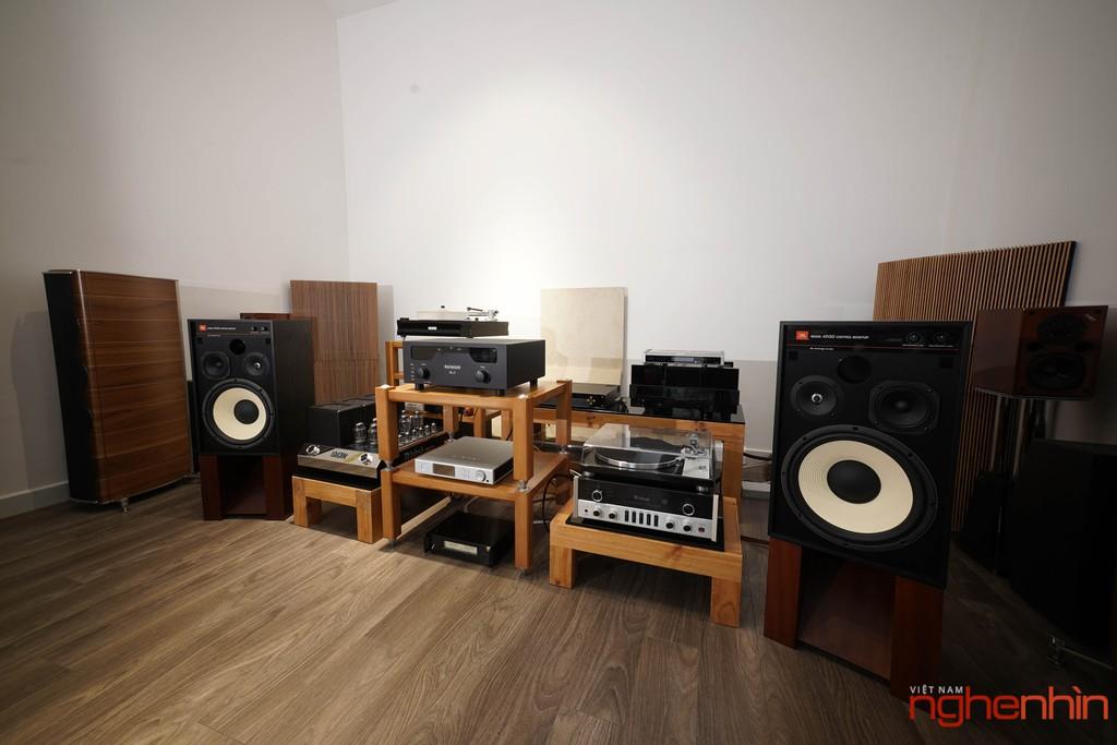 Ampli đèn MastersounD BoX – Dung hòa tính tự nhiên, độ chi tiết, kiểm soát bass tốt ảnh 15