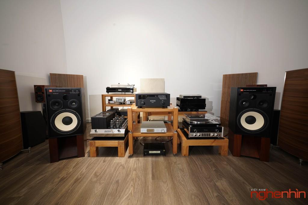 Ampli đèn MastersounD BoX – Dung hòa tính tự nhiên, độ chi tiết, kiểm soát bass tốt ảnh 16