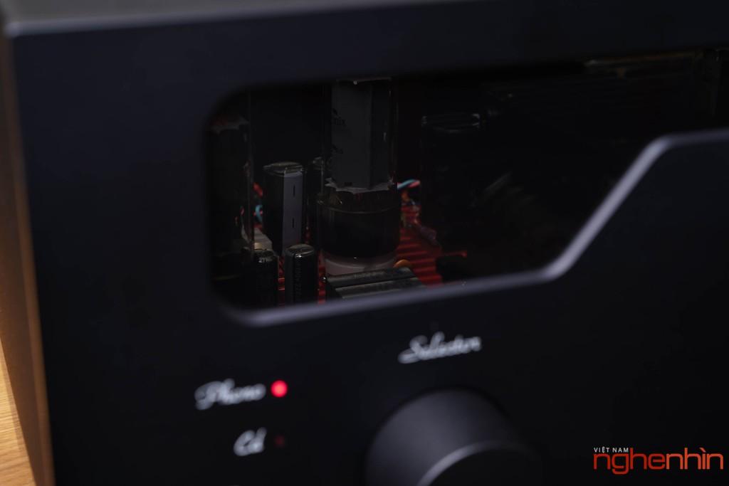 Ampli đèn MastersounD BoX – Dung hòa tính tự nhiên, độ chi tiết, kiểm soát bass tốt ảnh 4