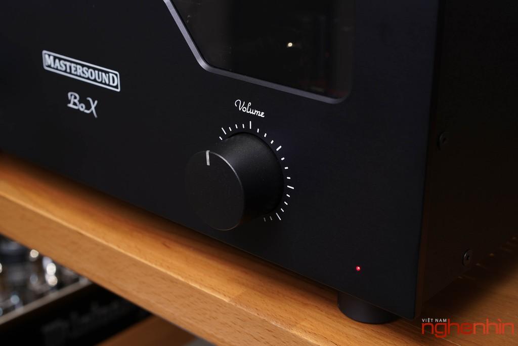 Ampli đèn MastersounD BoX – Dung hòa tính tự nhiên, độ chi tiết, kiểm soát bass tốt ảnh 6
