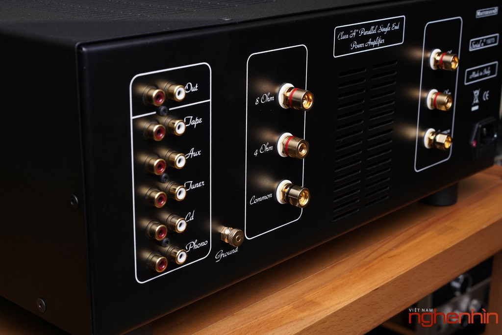 Ampli đèn MastersounD BoX – Dung hòa tính tự nhiên, độ chi tiết, kiểm soát bass tốt ảnh 8
