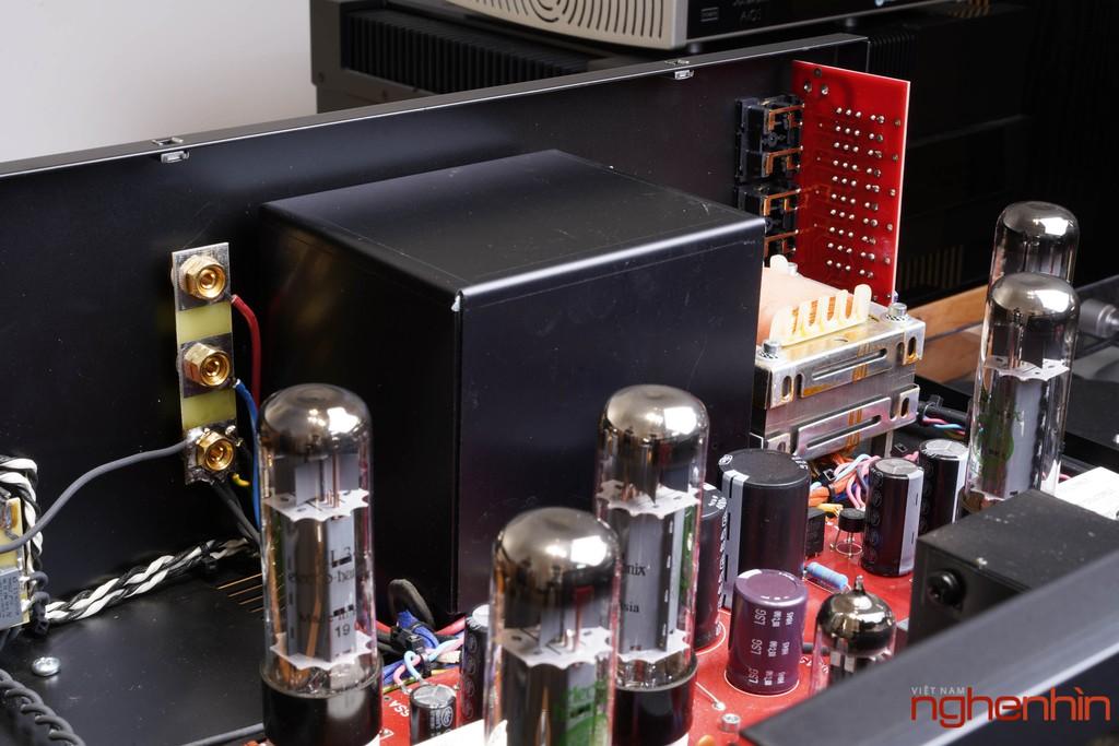 Ampli đèn MastersounD BoX – Dung hòa tính tự nhiên, độ chi tiết, kiểm soát bass tốt ảnh 9