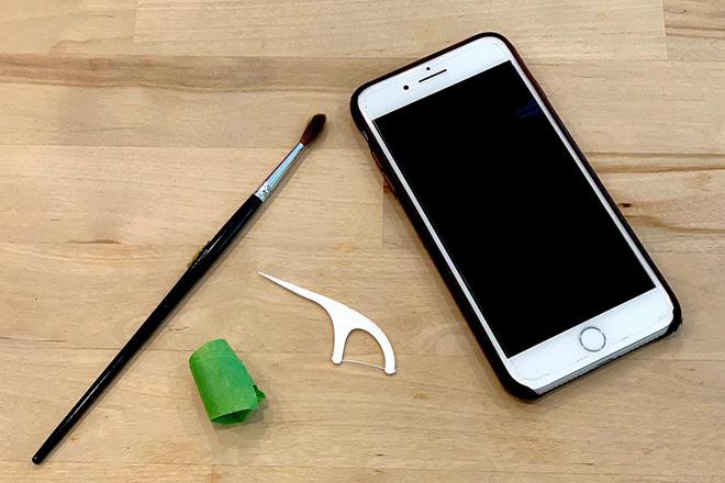 Dọn dẹp iPhone chuẩn cửa hàng, sẵn sàng đón Tết Canh Tý