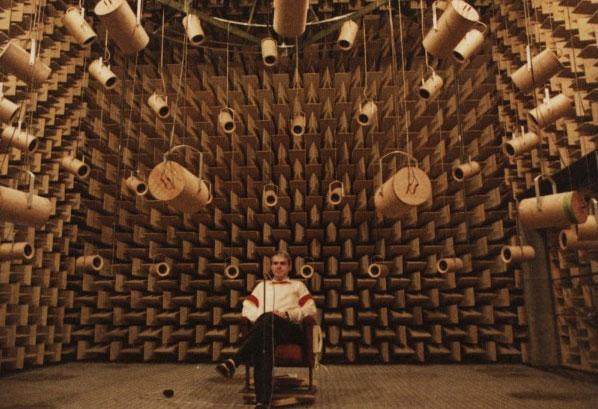 Khi không có âm thanh, thứ duy nhất bạn có thể nghe thấy là những âm thanh phát ra từ chính cơ thể bạn.