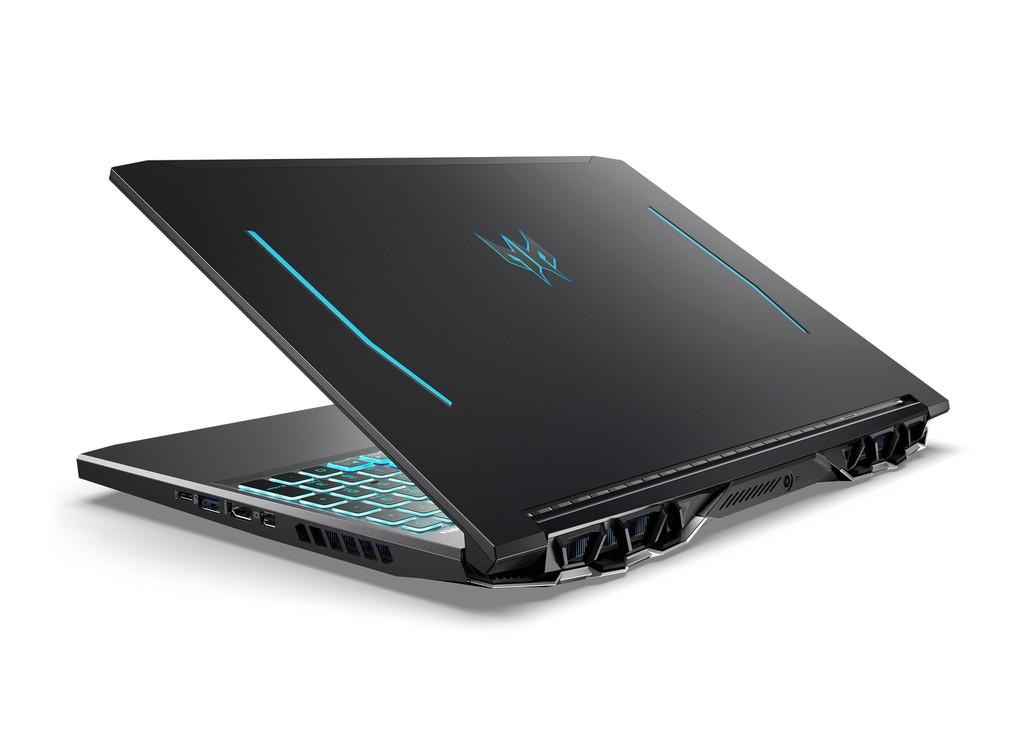 Acer tung ra bản nâng cấp laptop gaming Predator Triton, Helios, và Acer Nitro 5 ảnh 1