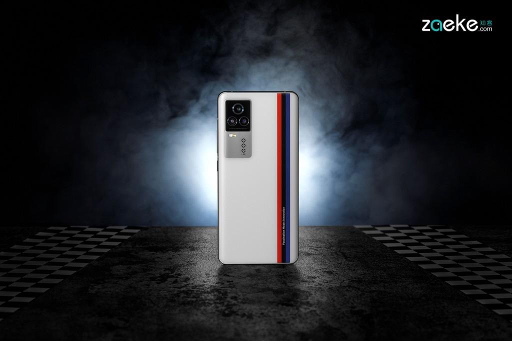 iQOO 7 ra mắt: Snapdragon 888, sạc 120W đầy trong 15 phút, giá 586 USD ảnh 8