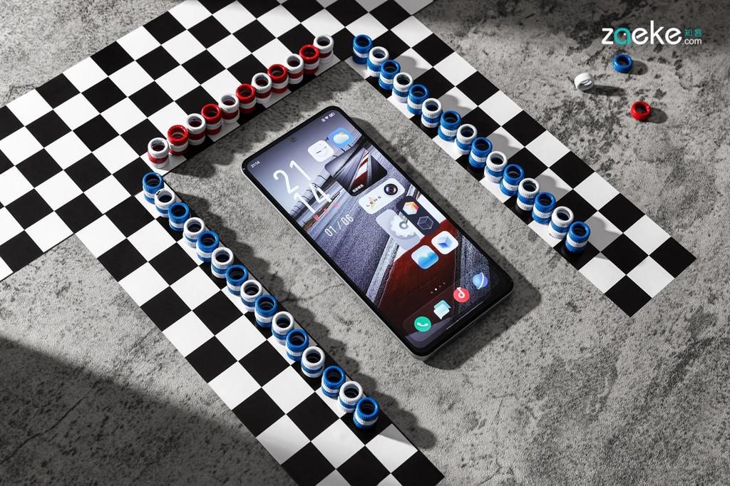 iQOO 7 ra mắt: Snapdragon 888, sạc 120W đầy trong 15 phút, giá 586 USD ảnh 9