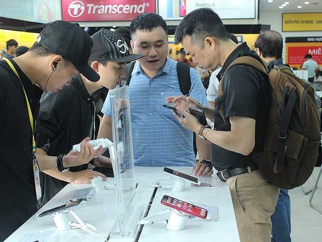 Apple sẽ sản xuất iPhone tại Việt Nam? - Ảnh 1.