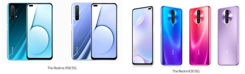Dien thoai di dong Realme va Xiaomi: Dau da khong hoi ket-Hinh-14